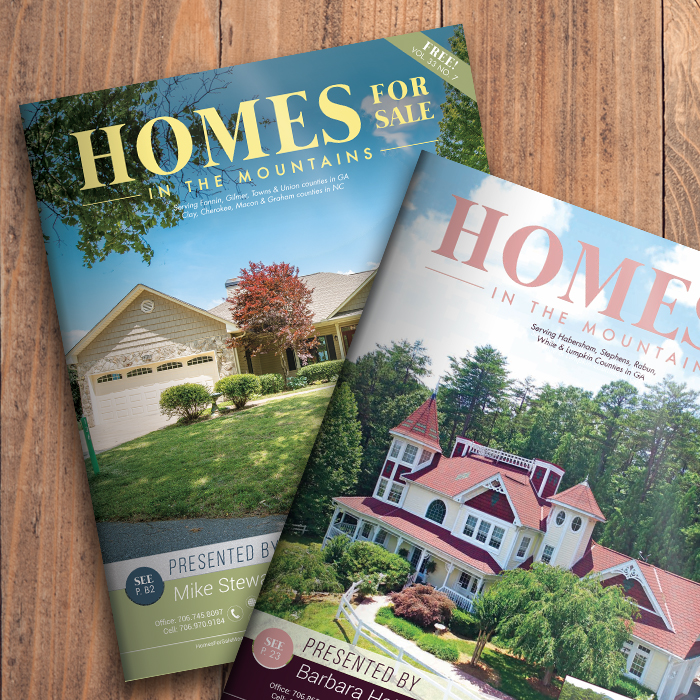 Homes for Sale Magazine